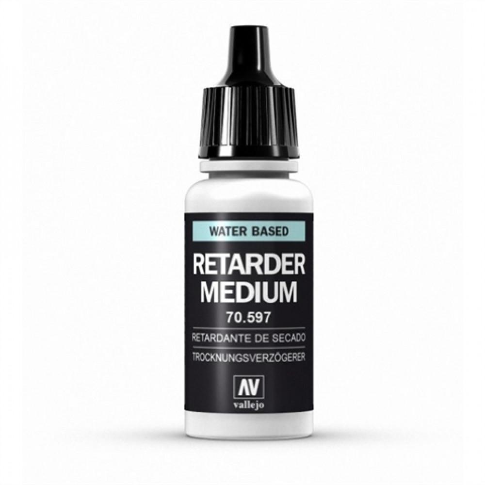 Retarder Medium    Vallejo 70597