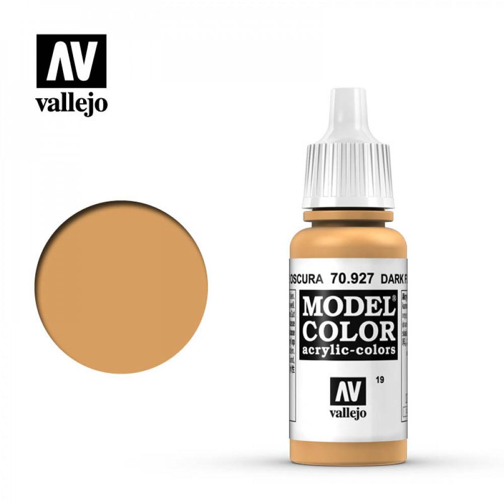 Dark Flesh 70.927 Vallejo Model Color (17ml)