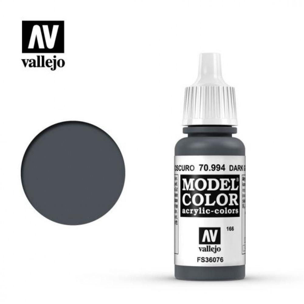 Dark Grey 70.994 Vallejo Model Color (17ml)