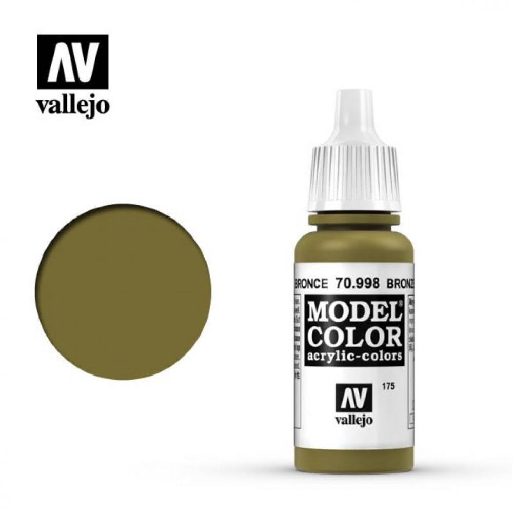 Bronze 70.998 Vallejo Model Color (17ml)