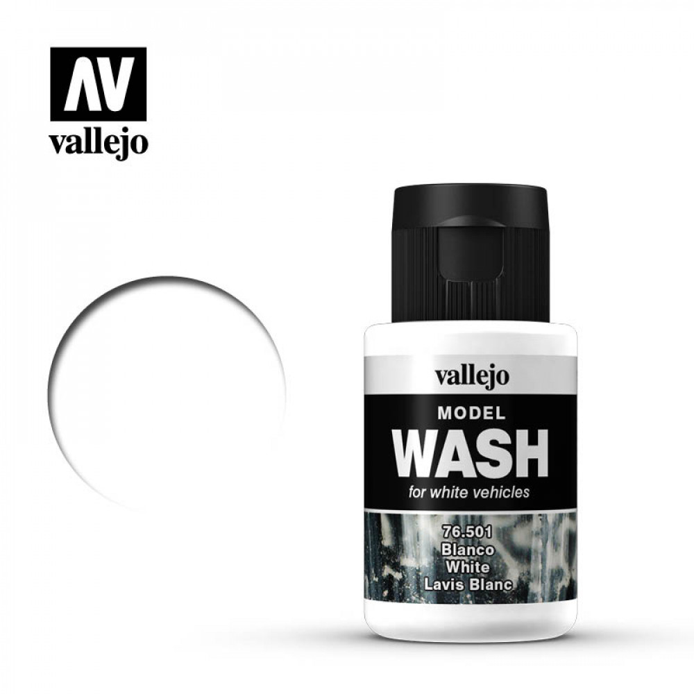 Model Wash White 35ml VALLEJO 76501