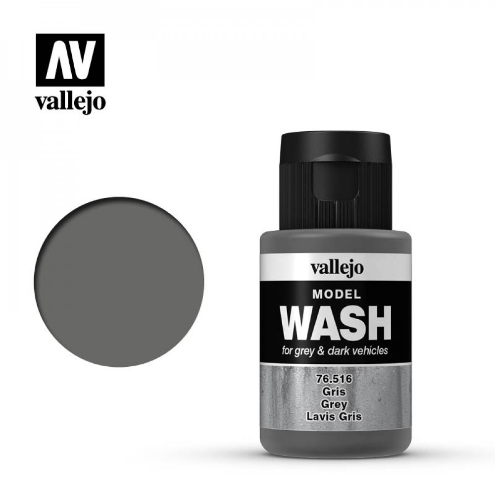 Model Wash Grey 35ml VALLEJO 76516