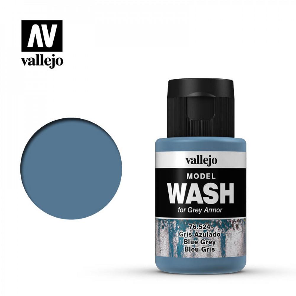 Model Wash Blue Grey 35ml VALLEJO 76524