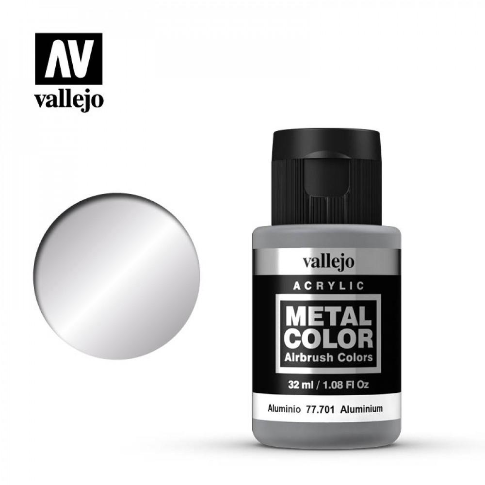 Aluminum 32 ml Vallejo 77701