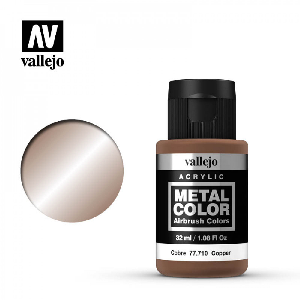 Copper 32 ml Vallejo 77710