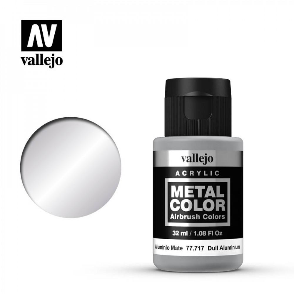 Dull Aluminum 32 ml Vallejo 77717