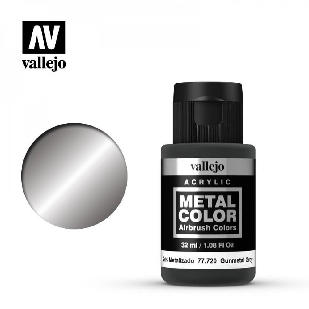 Gunmetal grey 32 ml Vallejo 77720