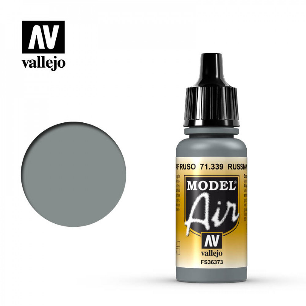 Russian AF Grey N.3 71.339 Vallejo Model Air  (17ml)