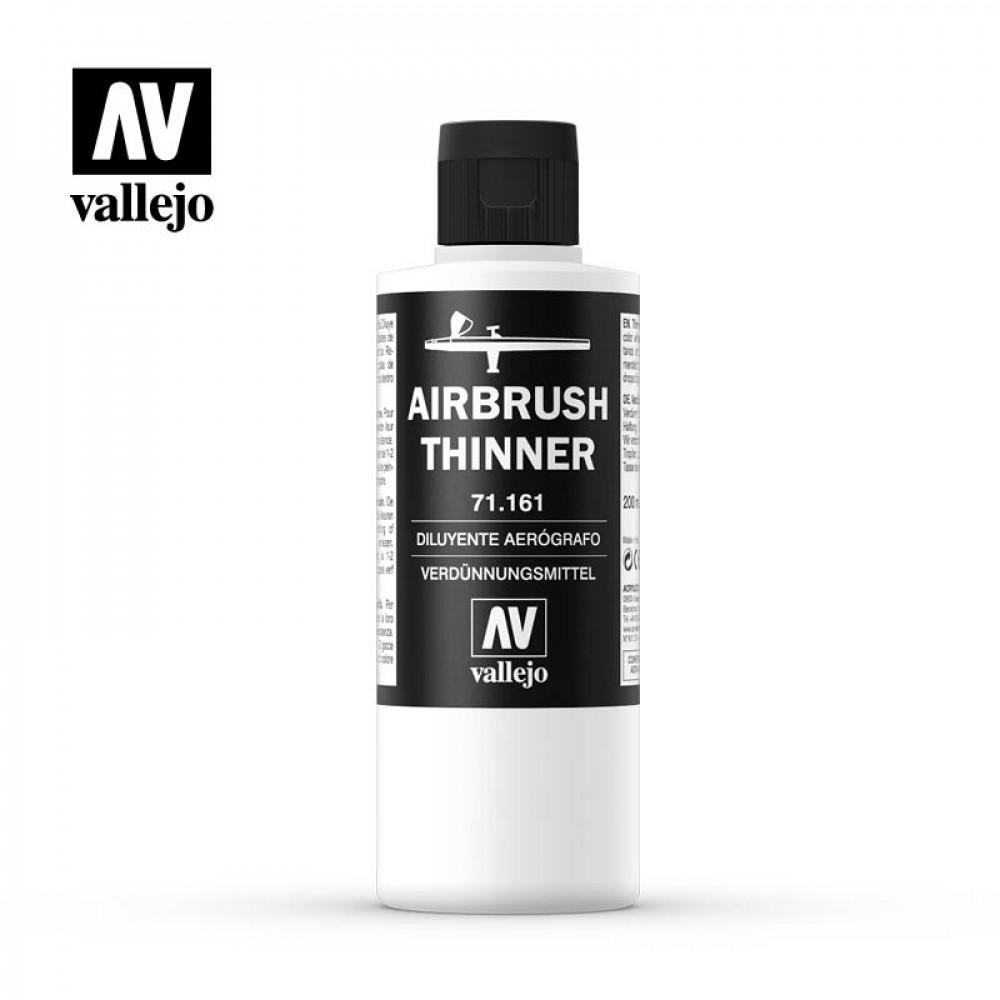 Airbrush Thinner 200 ml   Vallejo 71161