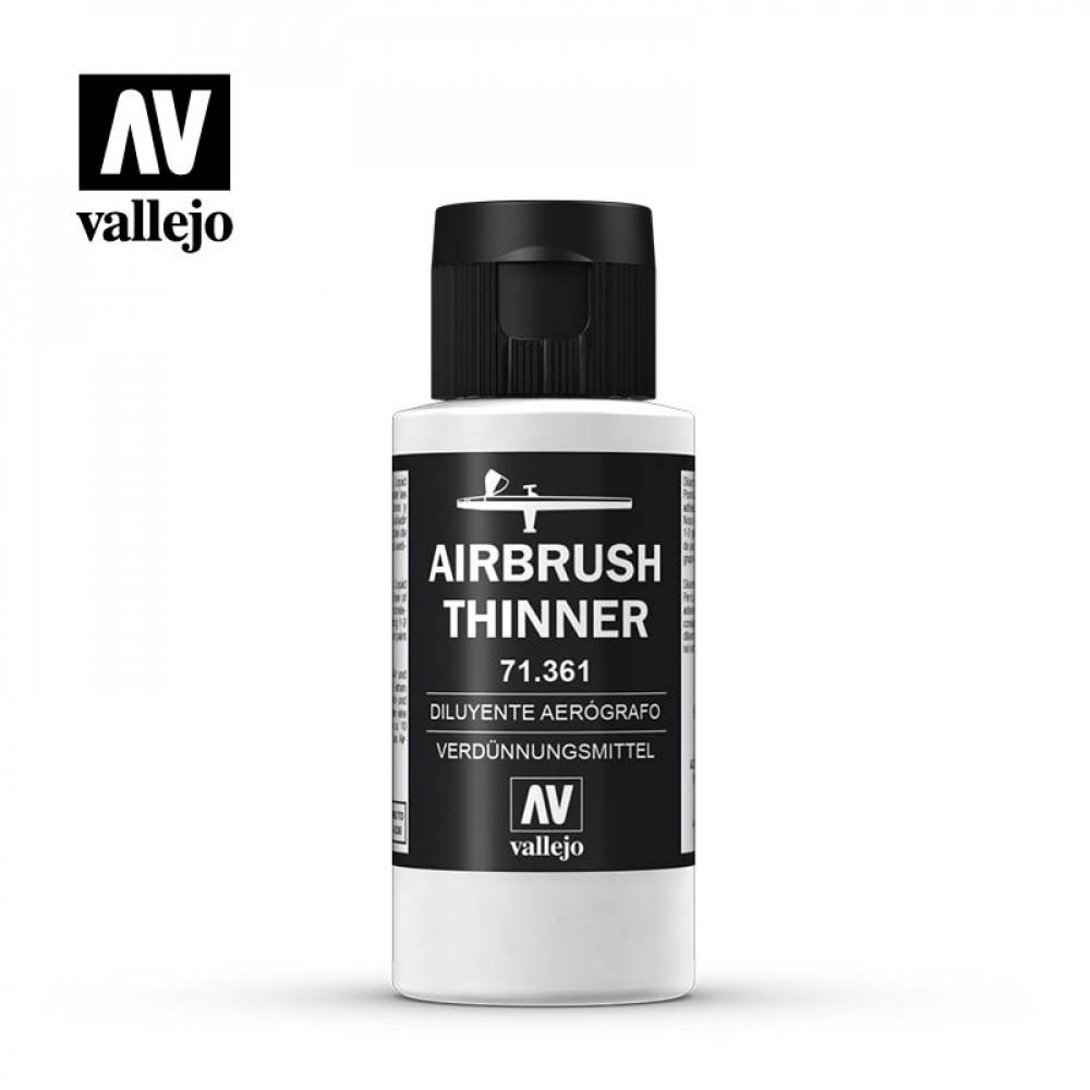 Airbrush Thinner 60 ml   Vallejo 71361