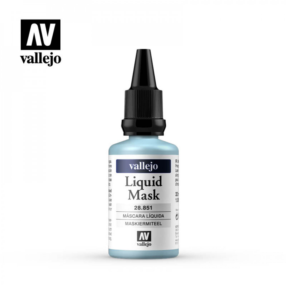 Liquid Mask 32 ml   Vallejo 28851