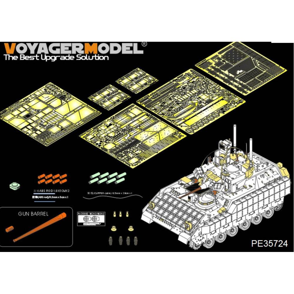 M3A3 BRADLEY w/BUSK III IFV Basic 1/35 VoyagerModel PE35724